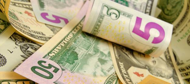 Cash money US dollars
